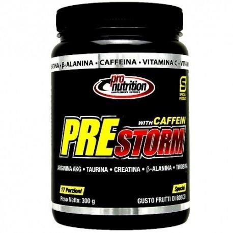 Pre Workout Pro Nutrition, Pre Storm, 300g