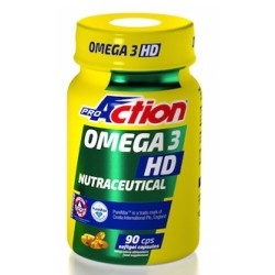Offerte Limitate Proaction, Omega 3 HD, 90 cps.