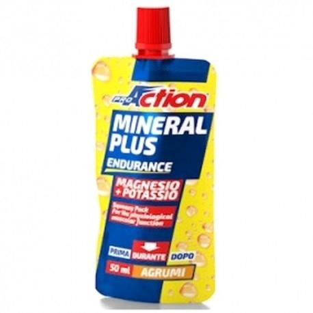Tonici - Energizzanti Proaction, Mineral Plus Magnesio+Potassio, 32pz.