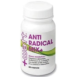 Vitamine e Minerali +Watt, Antiradical Mix +, 60 cps.