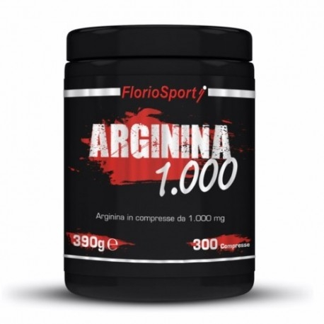 Arginina FlorioSport, Arginina 1000, 300 cpr.