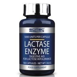 Enzimi digestivi Scitec Nutrition, Lactase Enzyme, 100 cps.