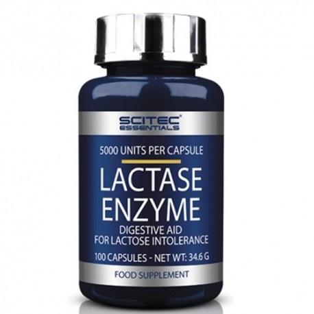 Scitec Nutrition, Lactase Enzyme, 100 cps.
