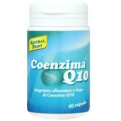 Coenzima Q10 Natural Point, Q10 30, 60 cps.