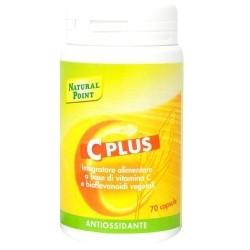 Vitamina C Natural Point, C Plus, 70cps. (Sc.12/2019)