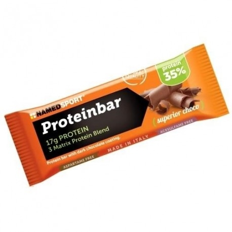 Barrette proteiche Named Sport, Proteinbar, 1 pz. 50 g.