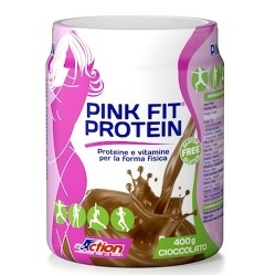 Proteine Miste Proaction Pink Fit, Protein, 400 g.