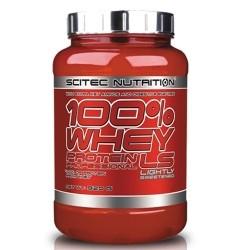 Proteine del Siero del Latte (whey) Scitec Nutrition, 100% Whey Protein Professional LS, 920g.