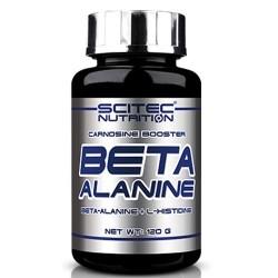 Beta alanina Scitec Nutrition, Beta Alanine, 120 g.