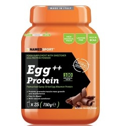 Proteine dell'uovo Named Sport, Egg Protein, 750 g.