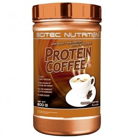 Proteine del Siero del Latte (whey) Scitec Nutrition, Protein Coffee, 600 g.