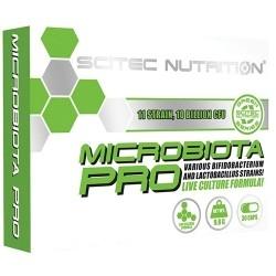 Probiotici Scitec Nutrition, Microbiota Pro, 30cps.