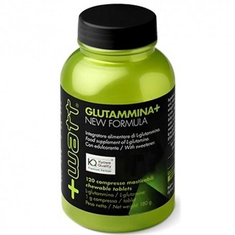 Glutammina +Watt, Glutammina+, 120cpr.