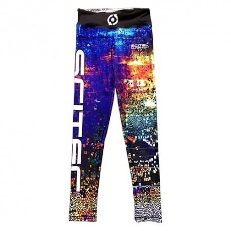 T-Shirt e Pantaloni Scitec Nutrition, Leggings Color
