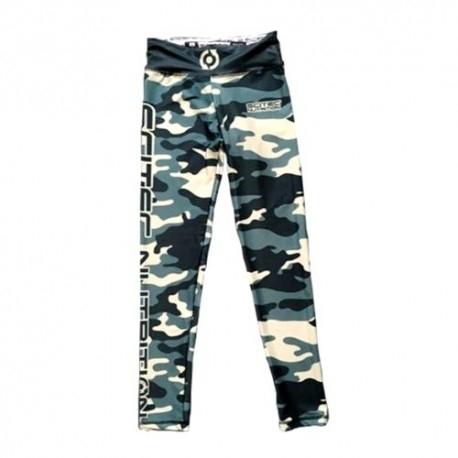T-Shirt e Pantaloni Scitec Nutrition, Leggings Military