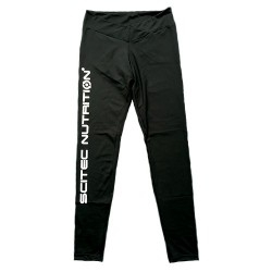 T-Shirt e Pantaloni Scitec Nutrition, Leggings Black