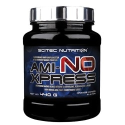 Pre Workout Scitec Nutrition, Ami-No Xpress, 440 g.