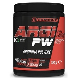 Arginina Eurosup, Argi PW, 300 g.