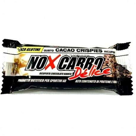 Barrette proteiche Pro Nutrition, Nox Carbo Delice, 50 g. (Sc.04/2020)