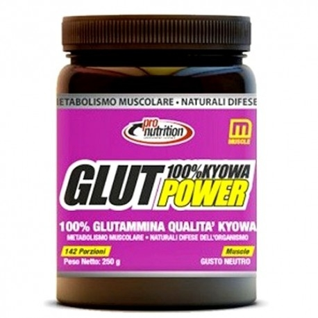 Glutammina Pro Nutrition, GlutPower, 250 g