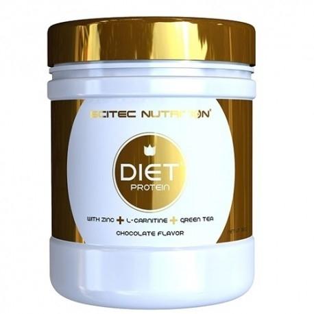 Proteine del Siero del Latte (whey) Scitec Nutrition, Diet Protein, 390 g