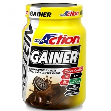 Gainers Proaction, Gainer, 1000g.
