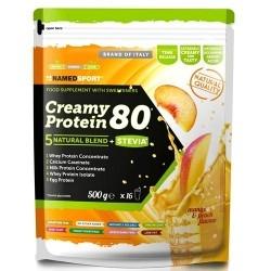 Proteine Miste Named Sport, Creamy Protein 80, 500g