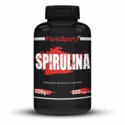 Spirulina FlorioSport, Spirulina 200cpr.