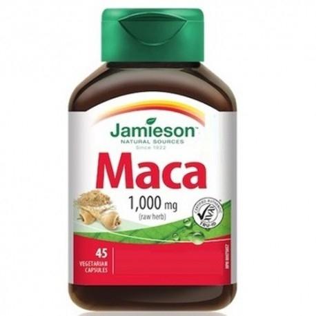 Maca Jamieson, Maca, 45 cpr