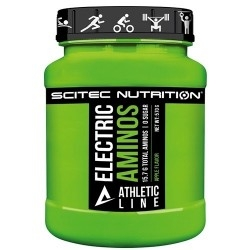 Aminoacidi essenziali Scitec Nutrition, Athletic Line Electric Aminos, 570 g.