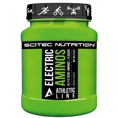 Aminoacidi essenziali Scitec Nutrition, Athletic Line Electric Aminos, 570g.