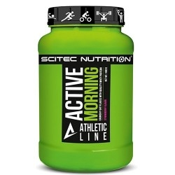 Pasti e Snack Proteici Scitec Nutrition, Athletic Line Active Morning, 1680 g.