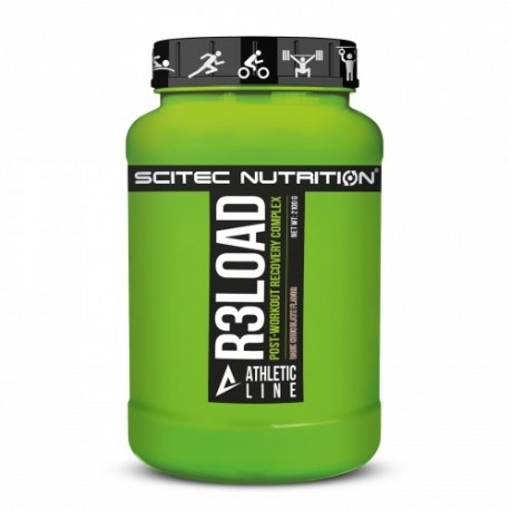 Post Workout Scitec Nutrition Athletic Line, R3Load, 2100 g.