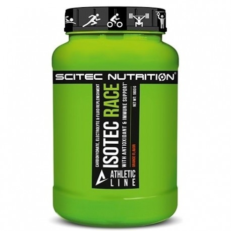 Mix Carboidrati Scitec Nutrition, Isotec Race, 1800 g.