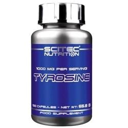 Tirosina Scitec Nutrition, Tyrosine, 100cps.