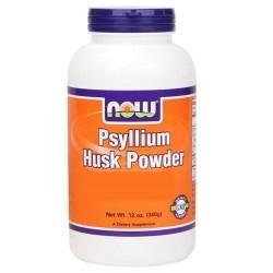 Fibre Now Foods, Psyllium Husk Powder, 340g