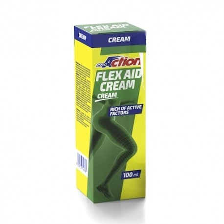 Creme Lenitive Proaction, Flex Aid, 100 ml.