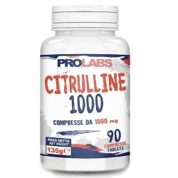 Citrullina Prolabs, Citrulline 1000, 90 cpr.