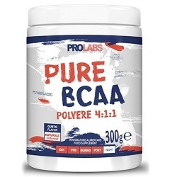 Offerte Limitate Prolabs, Pure Bcaa 4:1:1, 300 g.