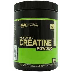 Creatina Optimum Nutrition, Creatine Powder, 317 g.
