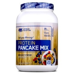 Pancake Optimum Nutrition, Protein Pancake Mix, 1020 g.