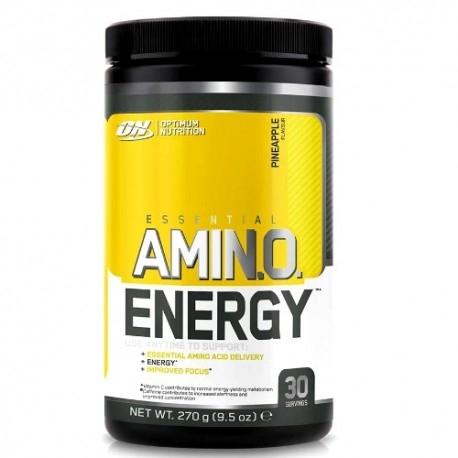 Pre Workout Optimum Nutrition, Amino Energy, 270 g.