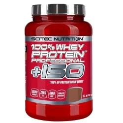 Proteine del Siero del Latte (whey) Scitec Nutrition, 100% Whey Protein Professional + ISO, 870 g
