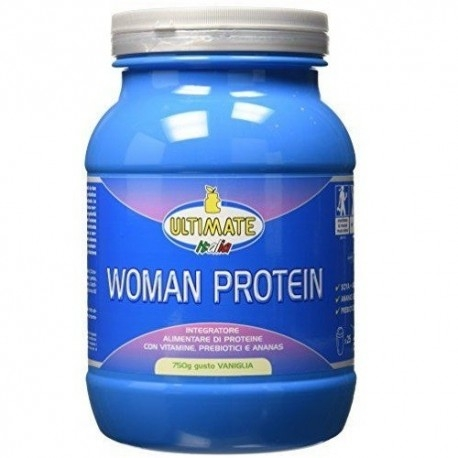 Proteine Miste Ultimate Italia, Woman Protein, 750 g.