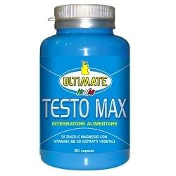 Tonici - Energizzanti Ultimate Italia, Testo Max, 90 cps.
