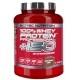 Proteine del Siero del Latte (whey) Scitec Nutrition, 100% Whey Protein Professional + ISO, 2280 g