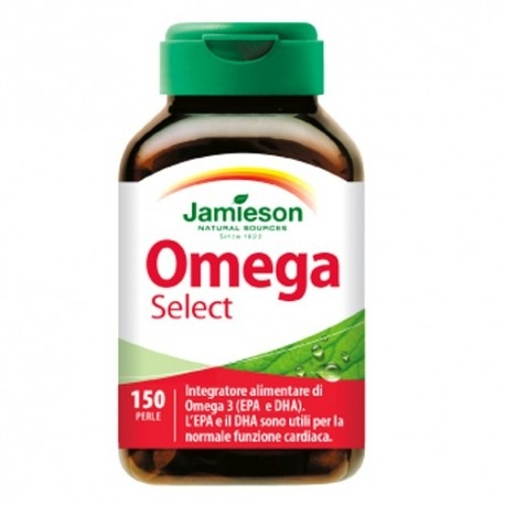 Jamieson, Omega 3 Select, 150perle.