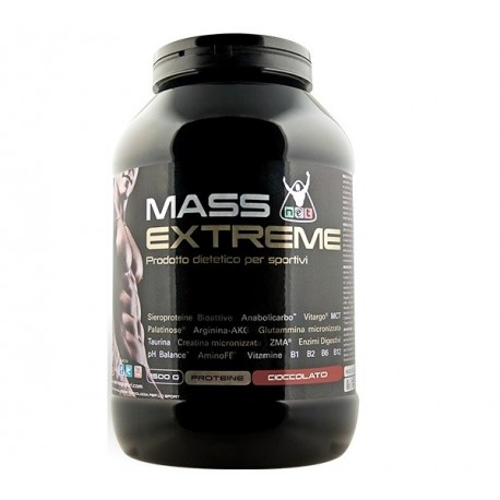 Gainers Net Integratori, Mass Extreme, 1500 g.