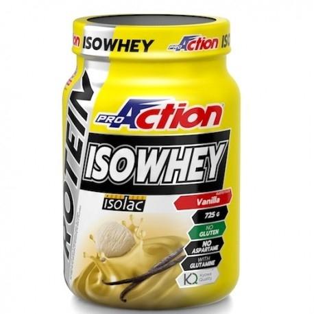 Proteine del Siero del Latte (whey) Proaction, Isowhey, 725 g