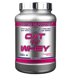 Farine Scitec Nutrition, Oat 'N' Whey, 1380 g.
